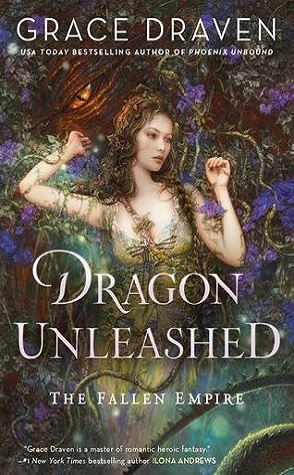 Dragon Unleashed by Grace Draven Book Cover