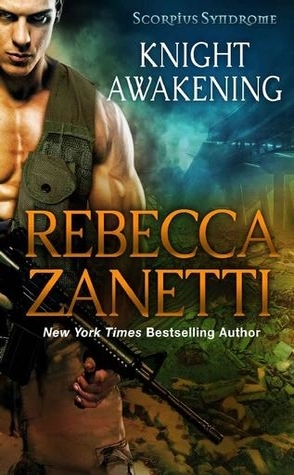 Knight Awakening by Rebecca Zanetti Book Cover