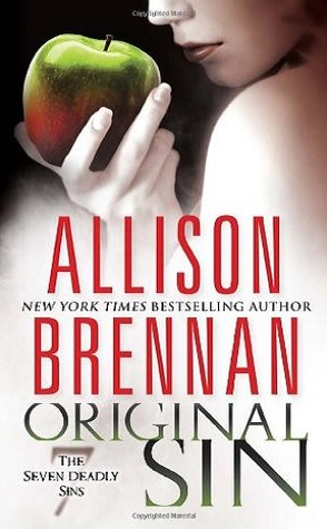 Throwback Thursday Review: Original Sin by Allison Brennan