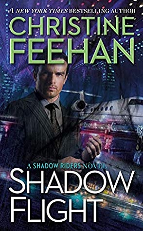 Shadow Flight by Christine Feehan Book Cover