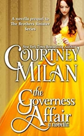 Review: The Governess Affair by Courtney Milan