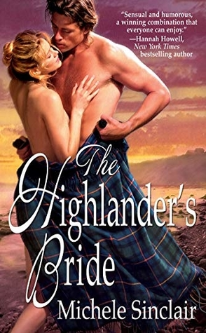 DNF Review: The Highlander's Bride by Michele Sinclair