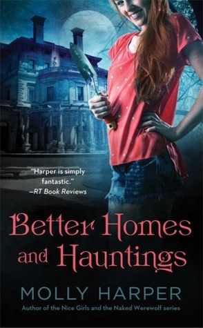 Better Homes and Hauntings Book Cover