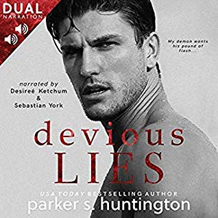 Review: Devious Lies by Piper S. Huntington