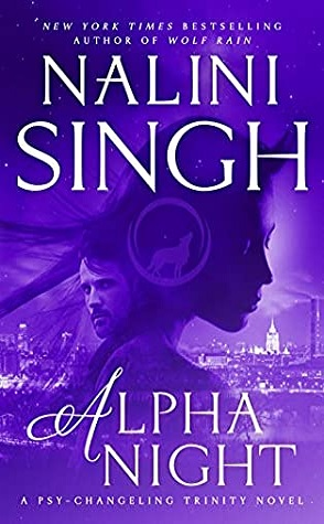 Sunday Spotlight: Alpha Night by Nalini Singh (+ Exclusive Excerpt)