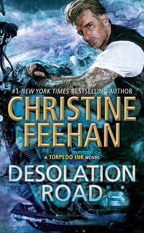 Desolation Road by Christine Feehan Book Cover