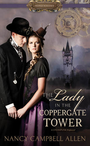 Review: The Lady in the Coppergate Tower by Nancy Campbell Allen