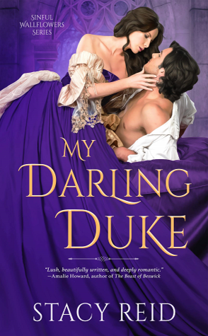 Review: My Darling Duke by Stacy Reid