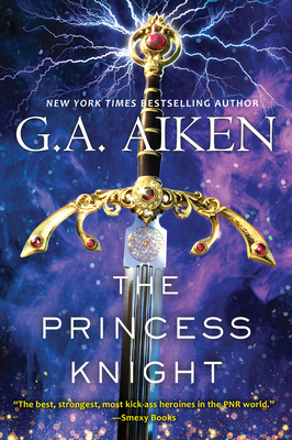 Guest Review: The Princess Knight by G.A. Aiken