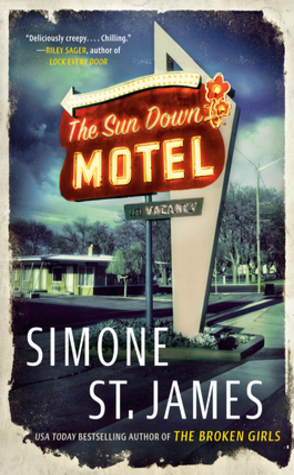 The Sun Down Motel Book Cover