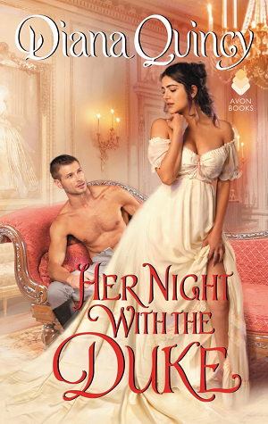 Guest Review: Her Night with the Duke by Diana Quincy