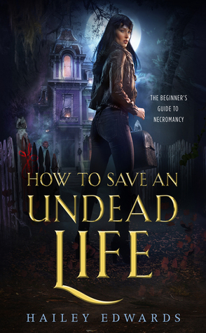How to Save an Undead Life Book Cover