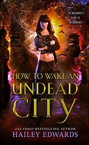 How to Wake an Undead City Book Cover
