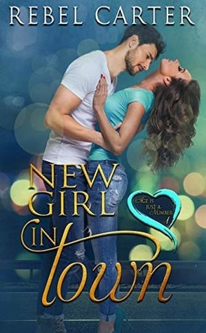 New Girl in Town Book Cover