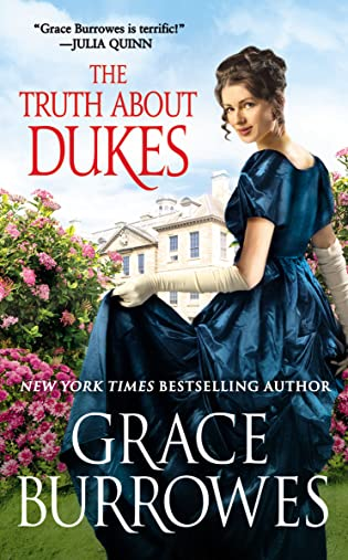 Guest Review: The Truth About Dukes by Grace Burrowes