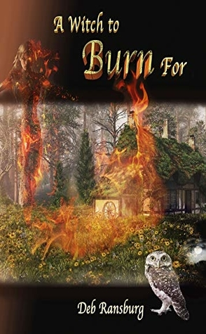 A Witch to Burn For Book Cover