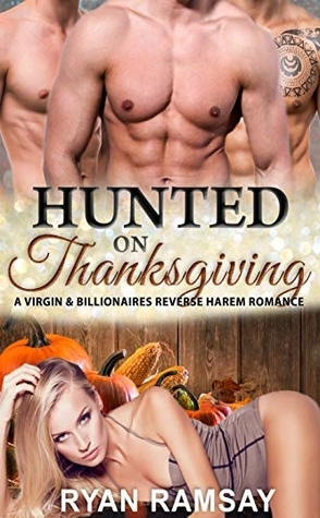 Hunted on Thanksgiving cover