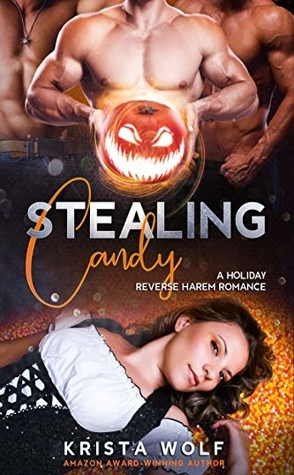 Stealing Candy Book Cover