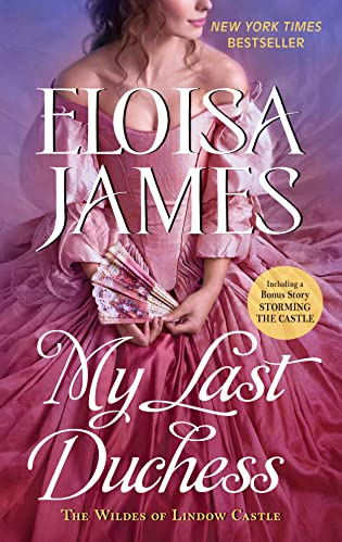 Guest Review: My Last Duchess by Eloisa James