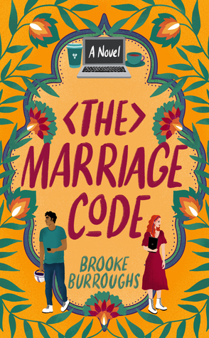 The Marriage Code book cover