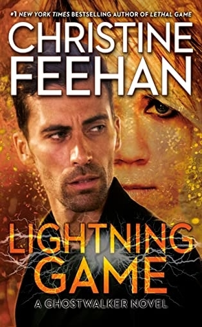 Lightning Game by Christine Feehan Book Cover