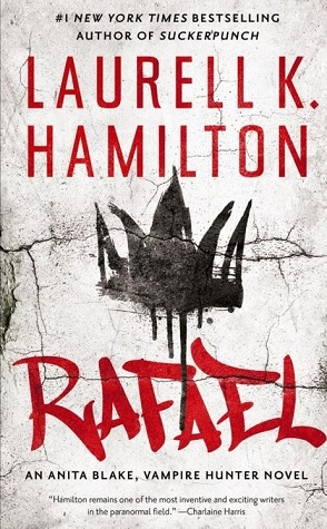 Sunday Spotlight: Rafael by Laurell K. Hamilton