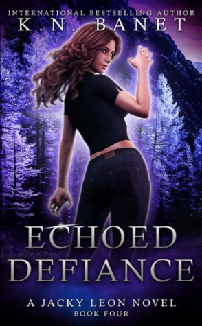 Echoed Defiance Book Cover