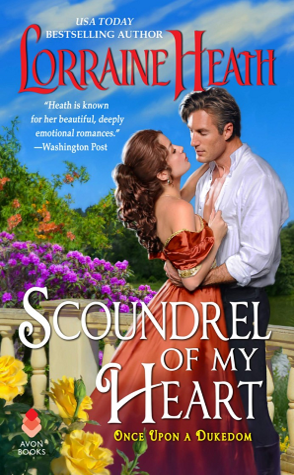 Sunday Spotlight: Scoundrel of My Heart by Lorraine Heath