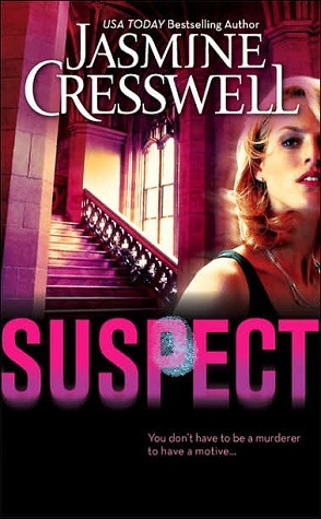 Throwback Thursday Review: Suspect by Jasmine Cresswell