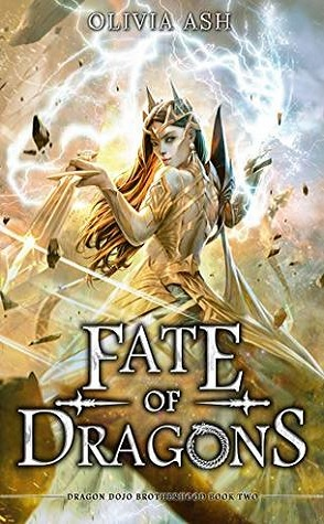 Review: Fate of Dragons by Olivia Ash