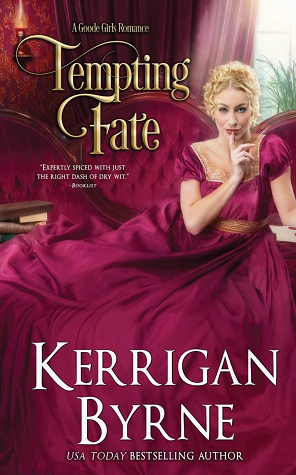 Guest Review: Tempting Fate by Kerrigan Byrne