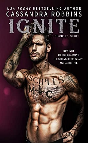 Series Review: The Disciples by Cassandra Robbins