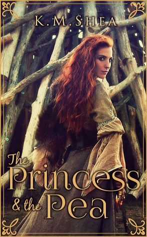 Review: The Princess and the Pea by K.M. Shea