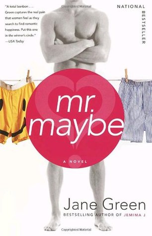 Review: Mr. Maybe by Jane Green.