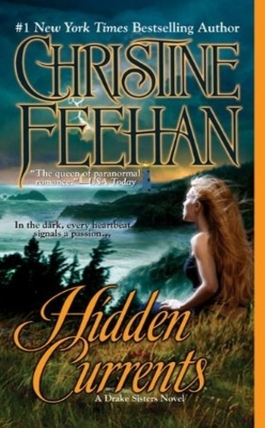 Hidde Currents by Christine Feehan Book Cover