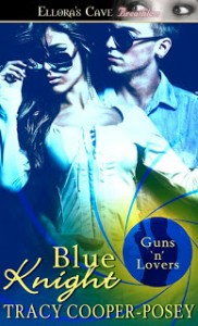 Review: Blue Knight by Tracy Cooper-Posey
