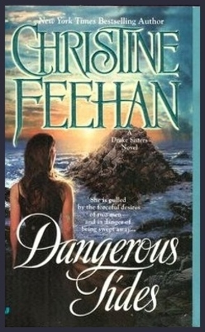 Dangerous Tides by Christine Feehan Book Cover