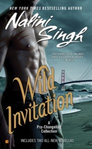 Guest Review: Wild Invitation by Nalini Singh