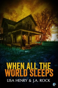 When All The World Sleeps Blog Tour with Lisa Henry & J.A. Rock + Review +Giveaway