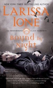 Guest Review: Bound by Night by Larissa Ione