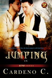 Guest Review: Jumping In by Cardeno C.