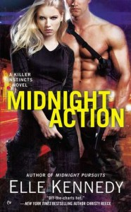 Review: Midnight Action by Elle Kennedy