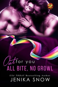 Guest Review: All Bite, No Growl by Jenika Snow