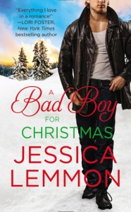 Guest Review: A Bad Boy for Christmas by Jessica Lemmon