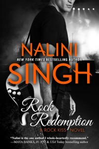 Guest Review: Rock Redemption by Nalini Singh