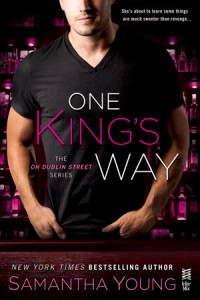 Guest Review: One King's Way by Samantha Young