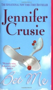 Retro Review: Bet Me by Jennifer Crusie