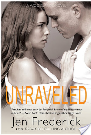 Review: Unraveled by Jen Frederick