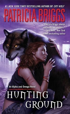 Hunting Ground by Patricia Briggs Book Cover