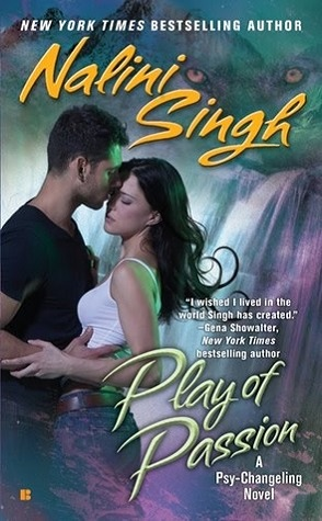 Review: Play of Passion by Nalini Singh